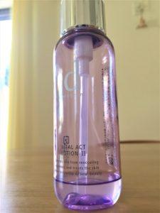 dプログラム化粧水の使い心地