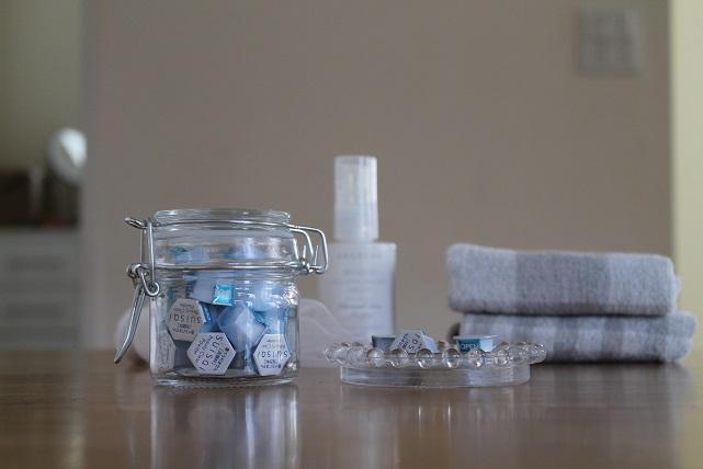 SUISAI洗顔パウダーの保存方法
