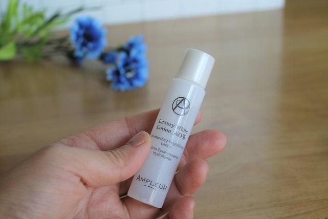 アンプルールラグジュアリーホワイト化粧水